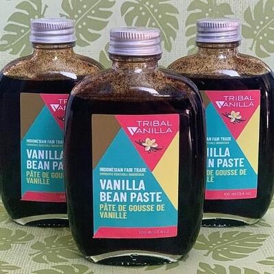 Tribal Vanilla   Vanilla Paste 100ml