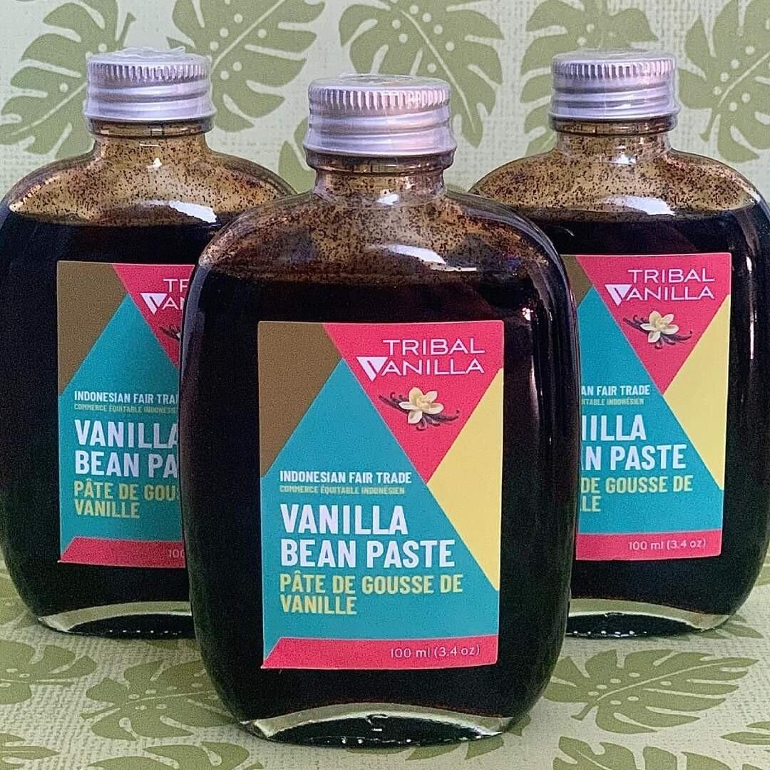 Tribal Vanilla | Vanilla Paste 100ml
