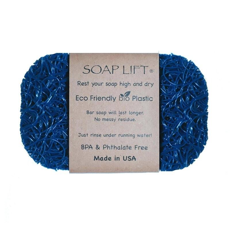 Oval Soap Lift | Royal Blue