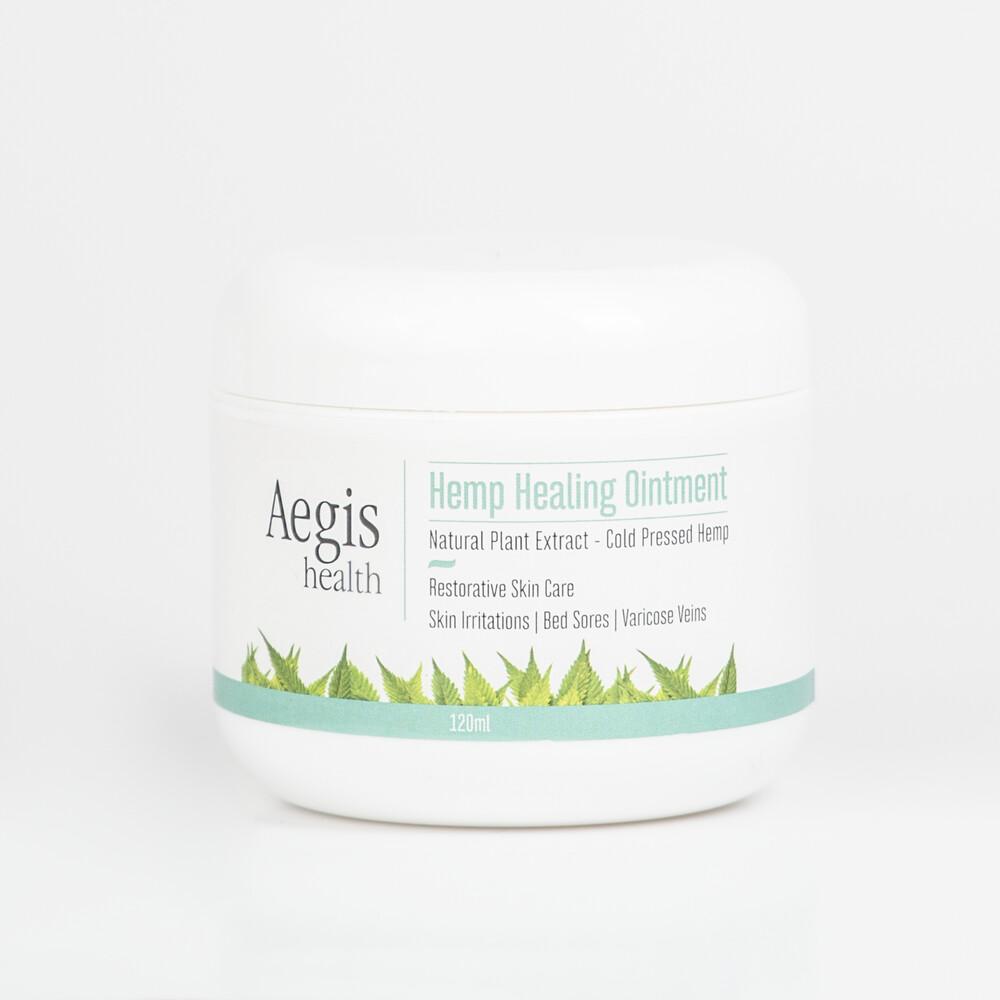 Aegis | Hemp Healing Ointment 120ml