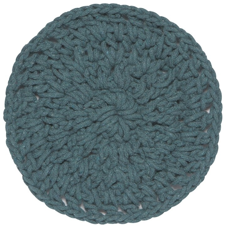 Now Designs Knotted Trivets - Lagoon