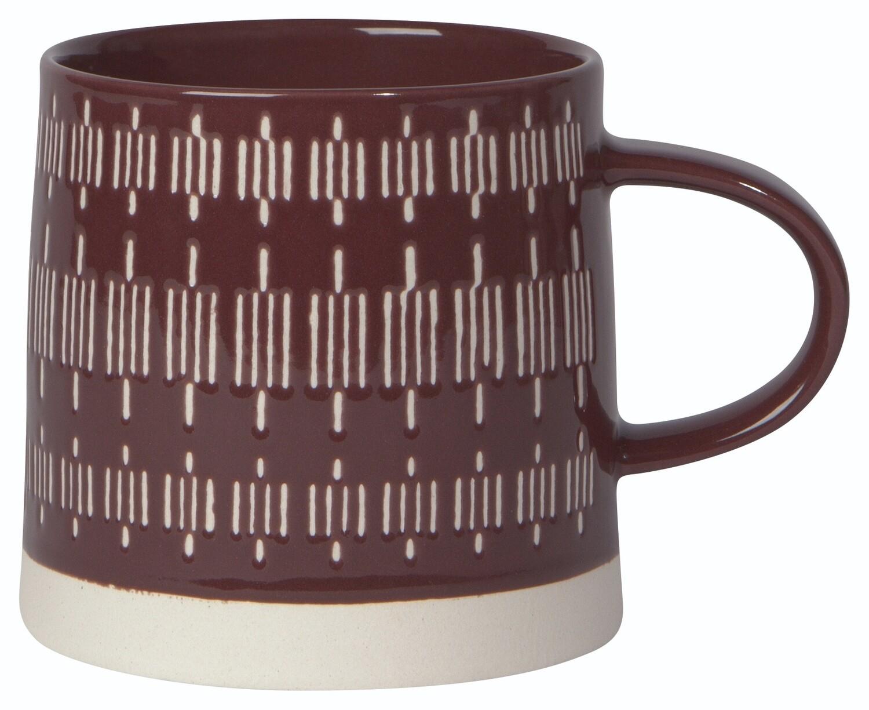 Now Designs Tempo Mug   Wine