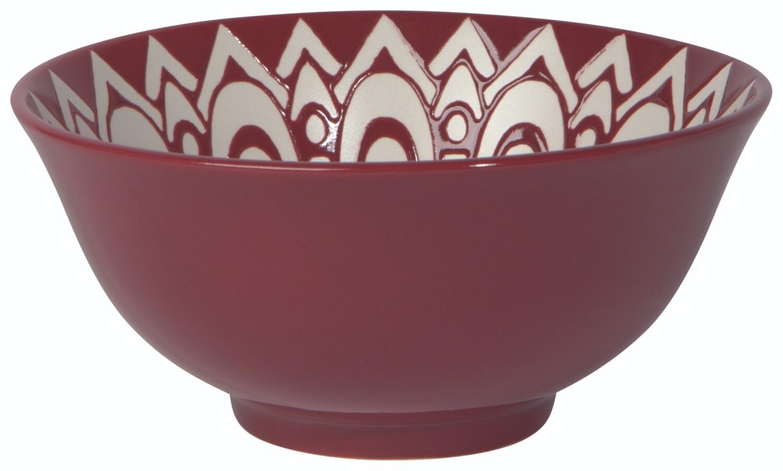 "Now Designs Kala 6"" Bowl | Wine"