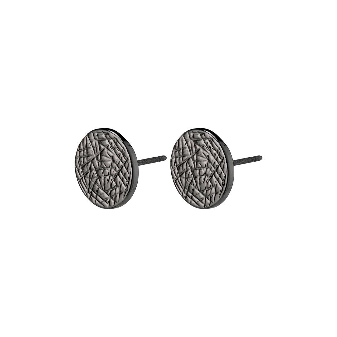 Pilgrim Hermatite Wynonna Earrings