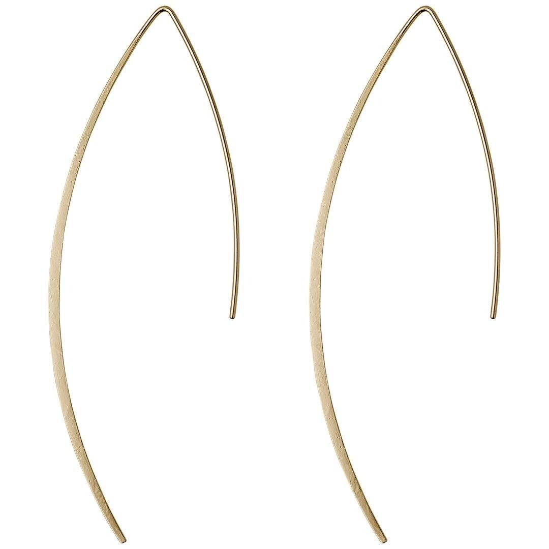Pilgrim Gold Grace Earrings