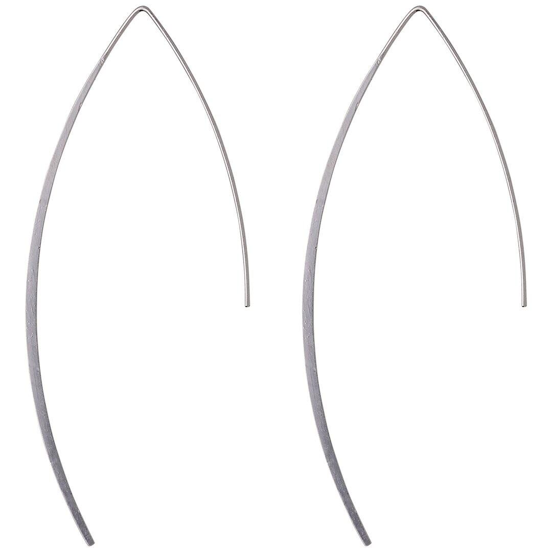 Pilgrim Silver Grace Earrings