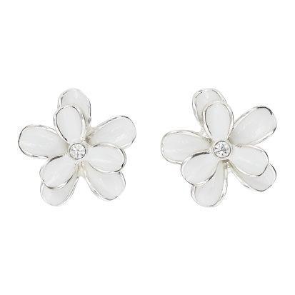 Pilgrim Silver Evie Earrings