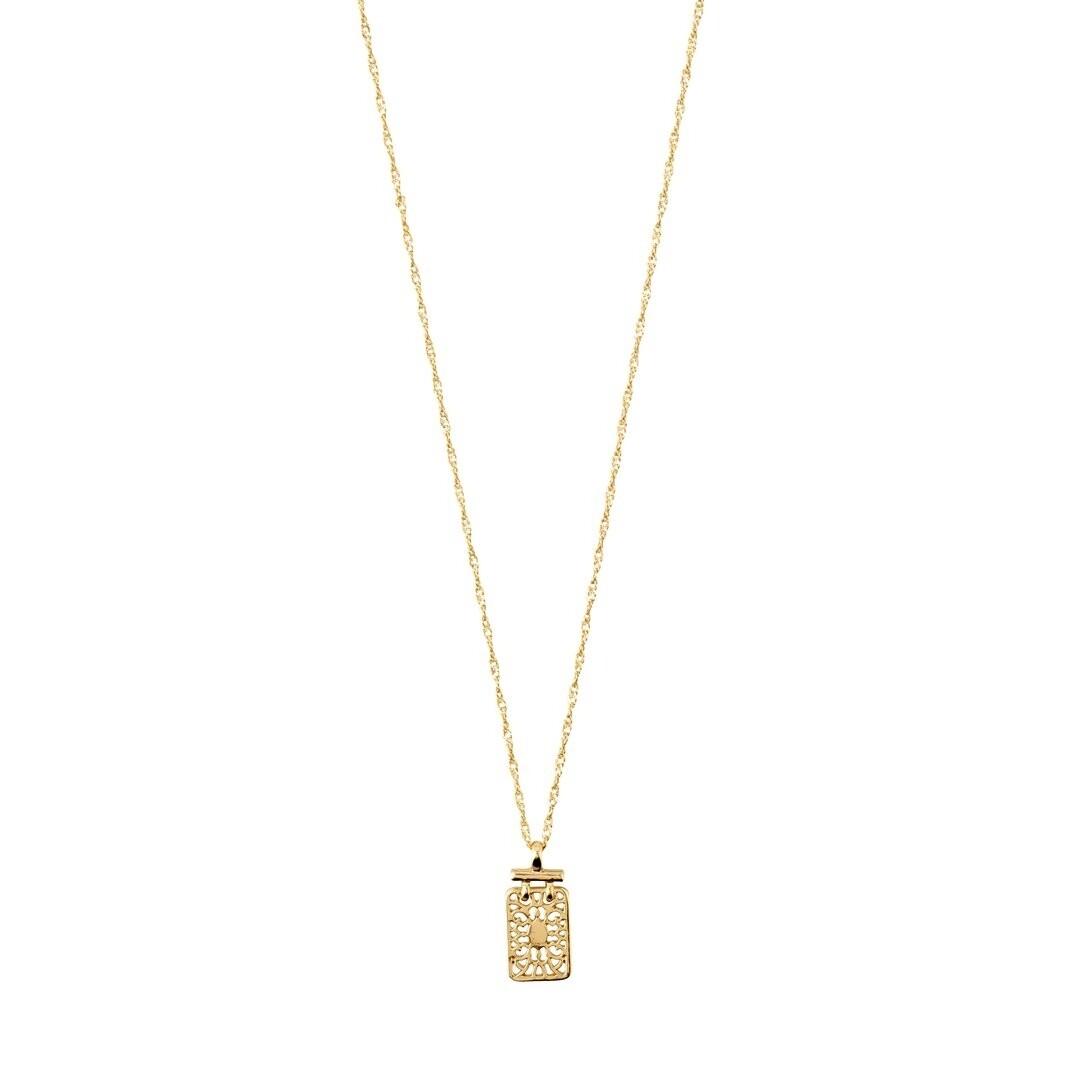 Pilgrim Gold Legacy Necklace