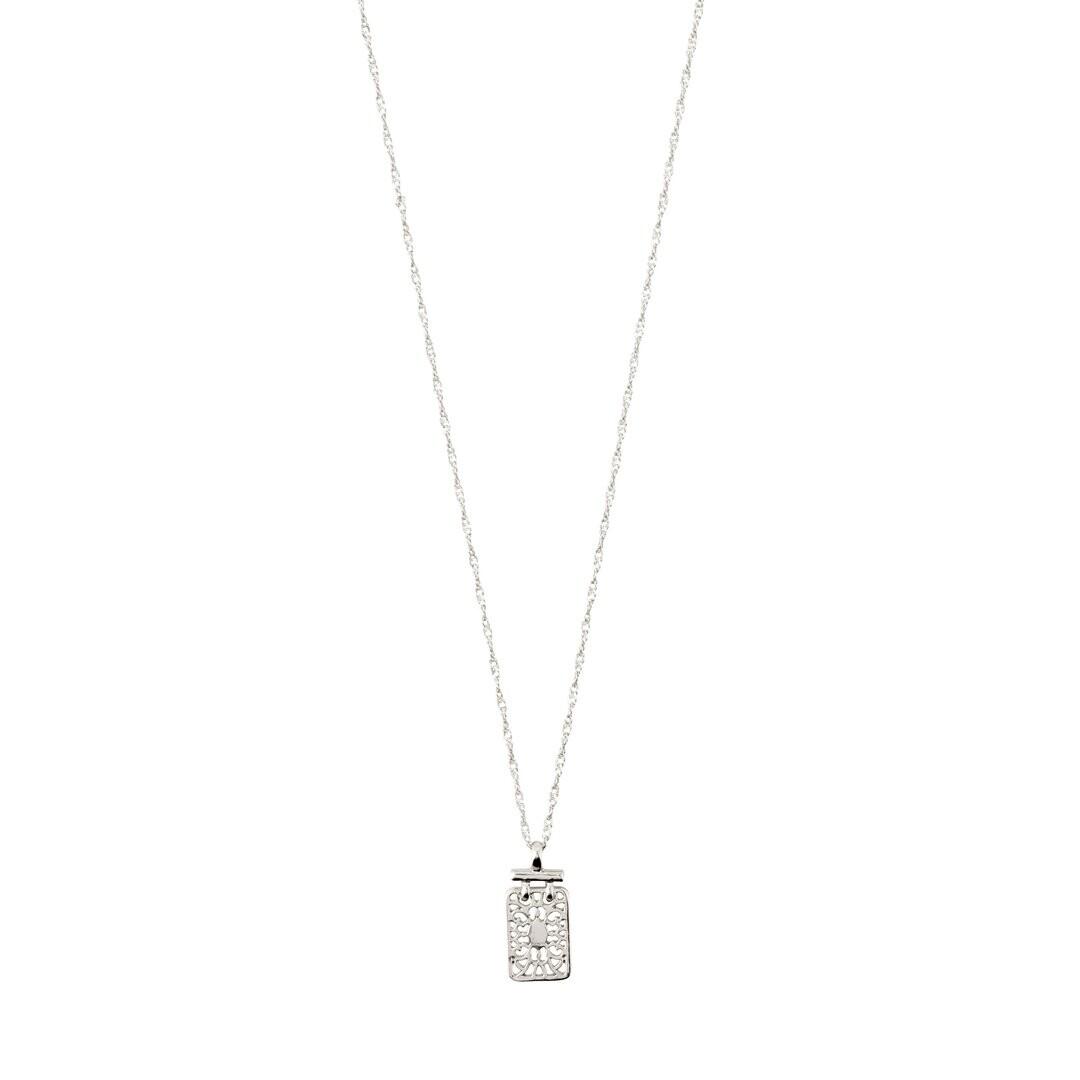 Pilgrim Silver Legacy Necklace