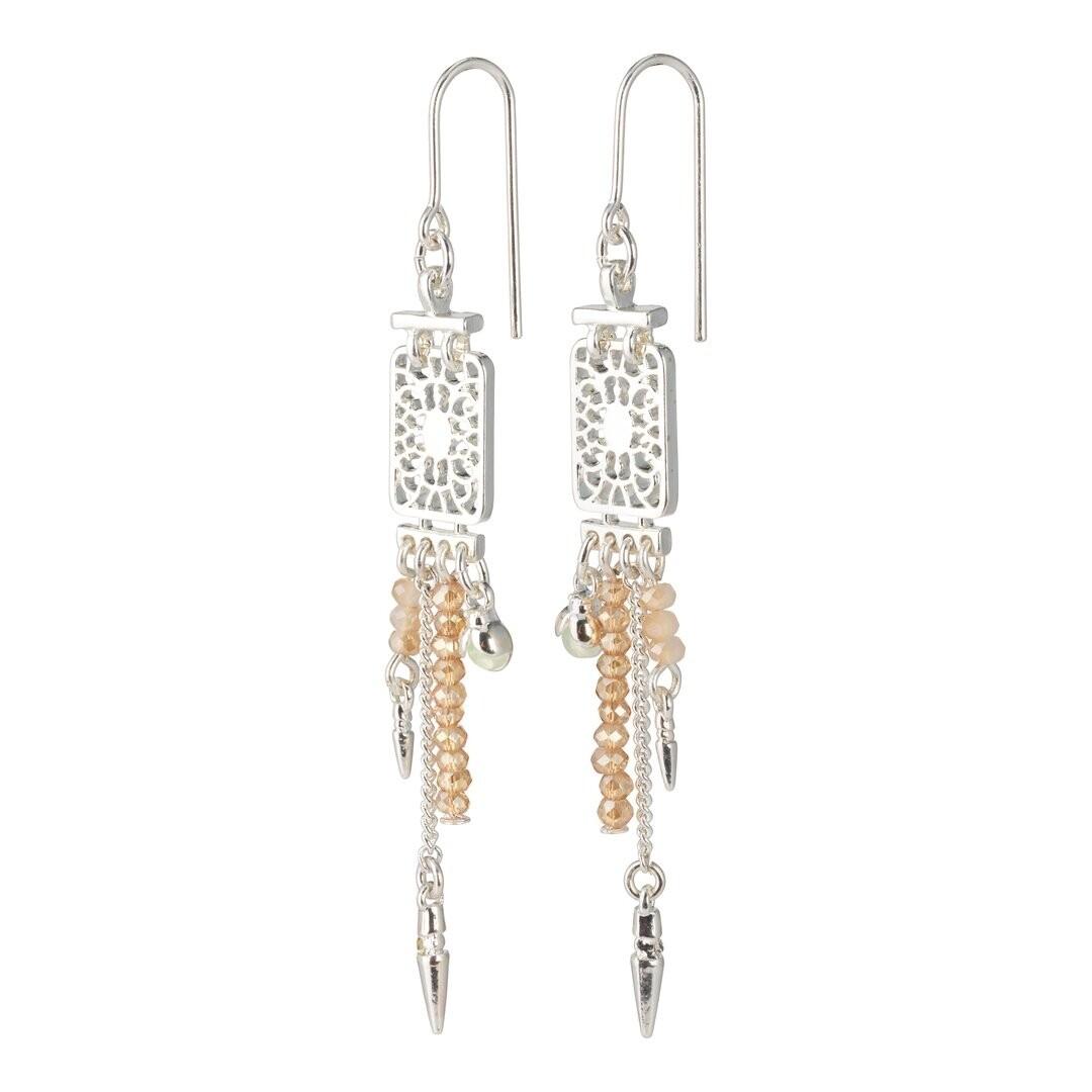 Pilgrim Silver Legacy Earrings