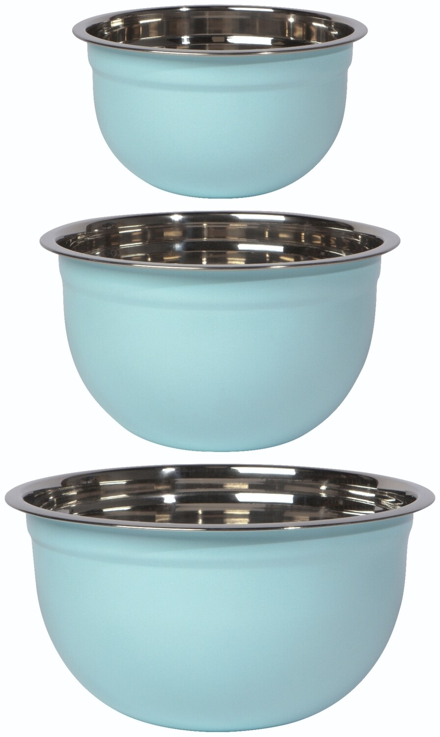 Now Designs Mixing Bowls (Set of 3)   Robins Egg