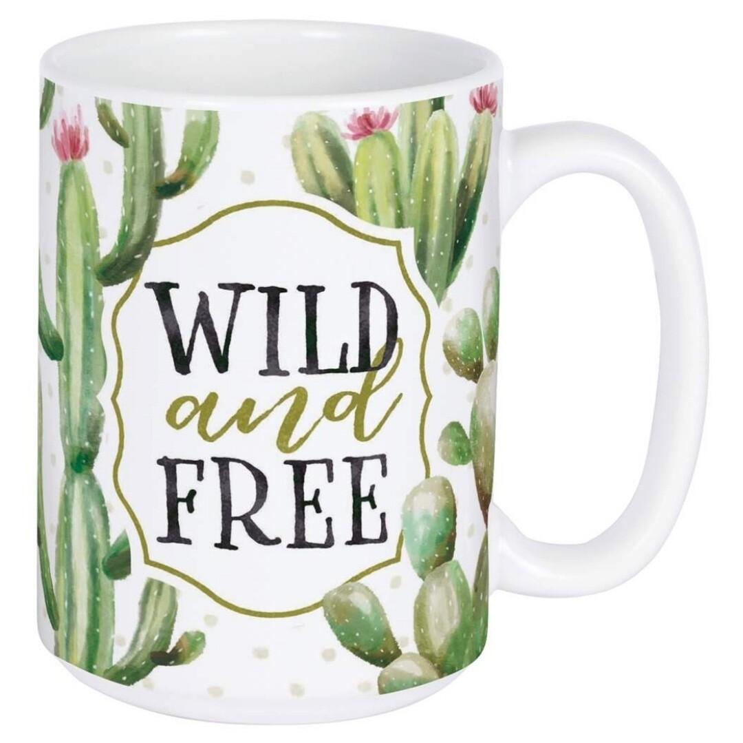 Carson Mug | Wild and Free
