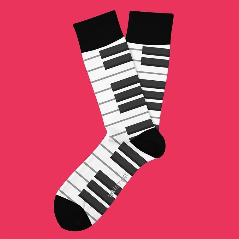 Two Left Feet - Everyday Socks | Jam Session (Piano)