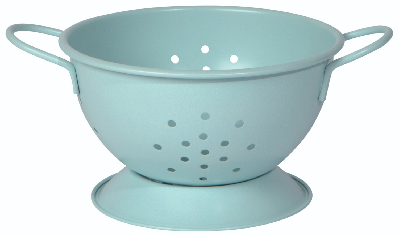Now Designs 1qt Colander   Robins Egg