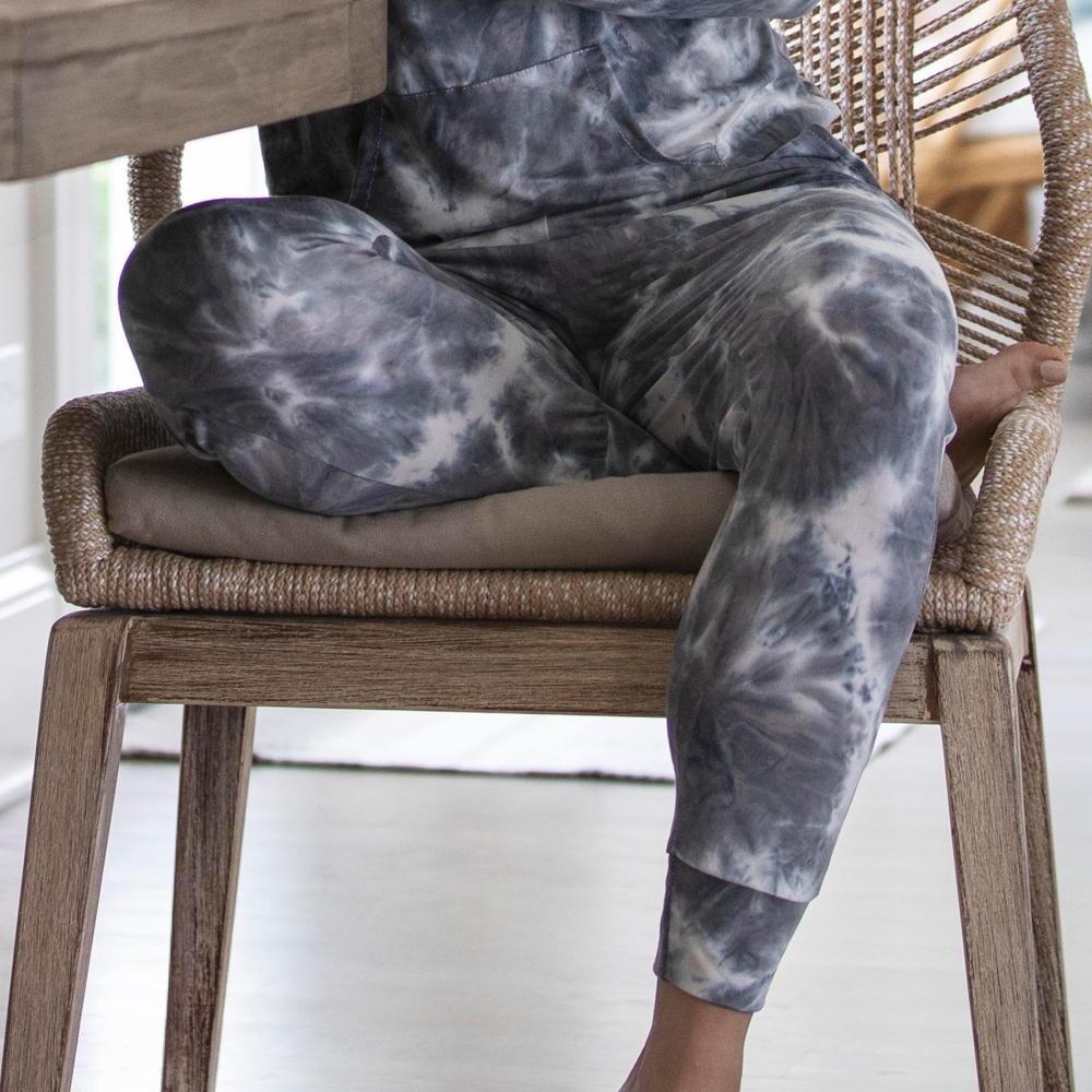 Hello Mello Dyes The Limit Jogger Pants - Gray