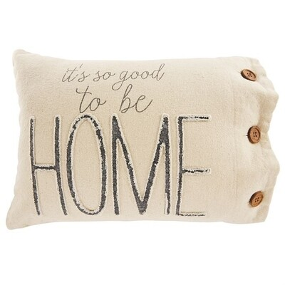 MudPie   Canvas Home Pillow