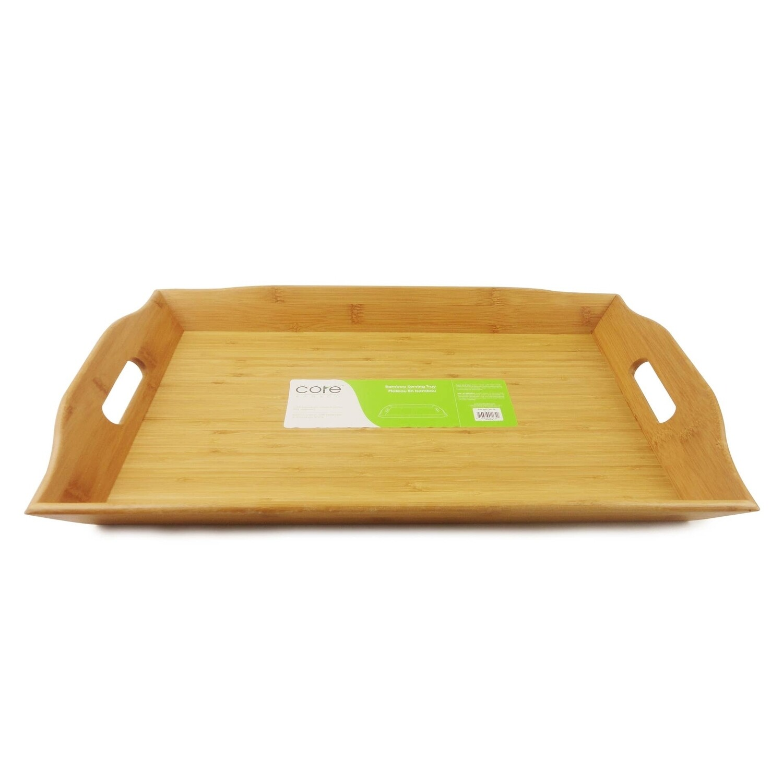 Core Kitchen | Bamboo Rectangle Tray