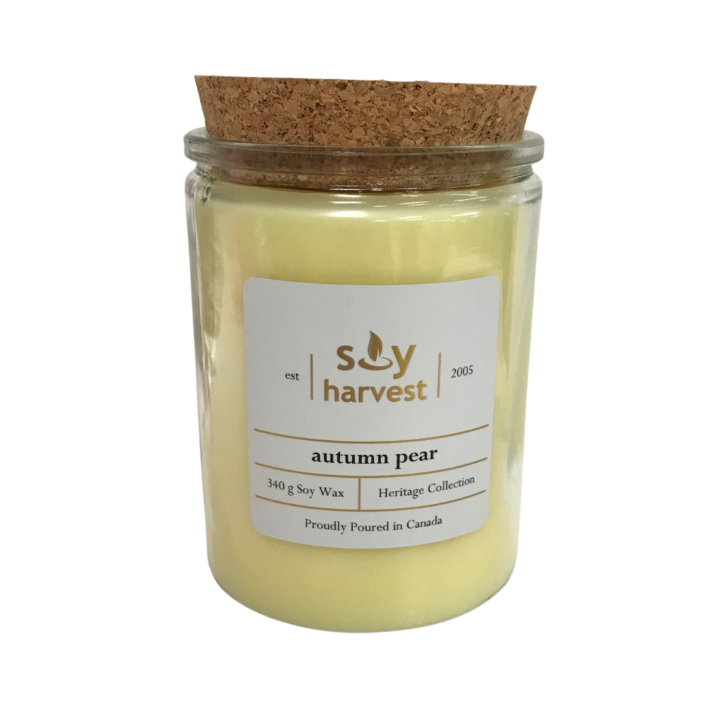 Soy Harvest Heritage Collection - Autumn Pear