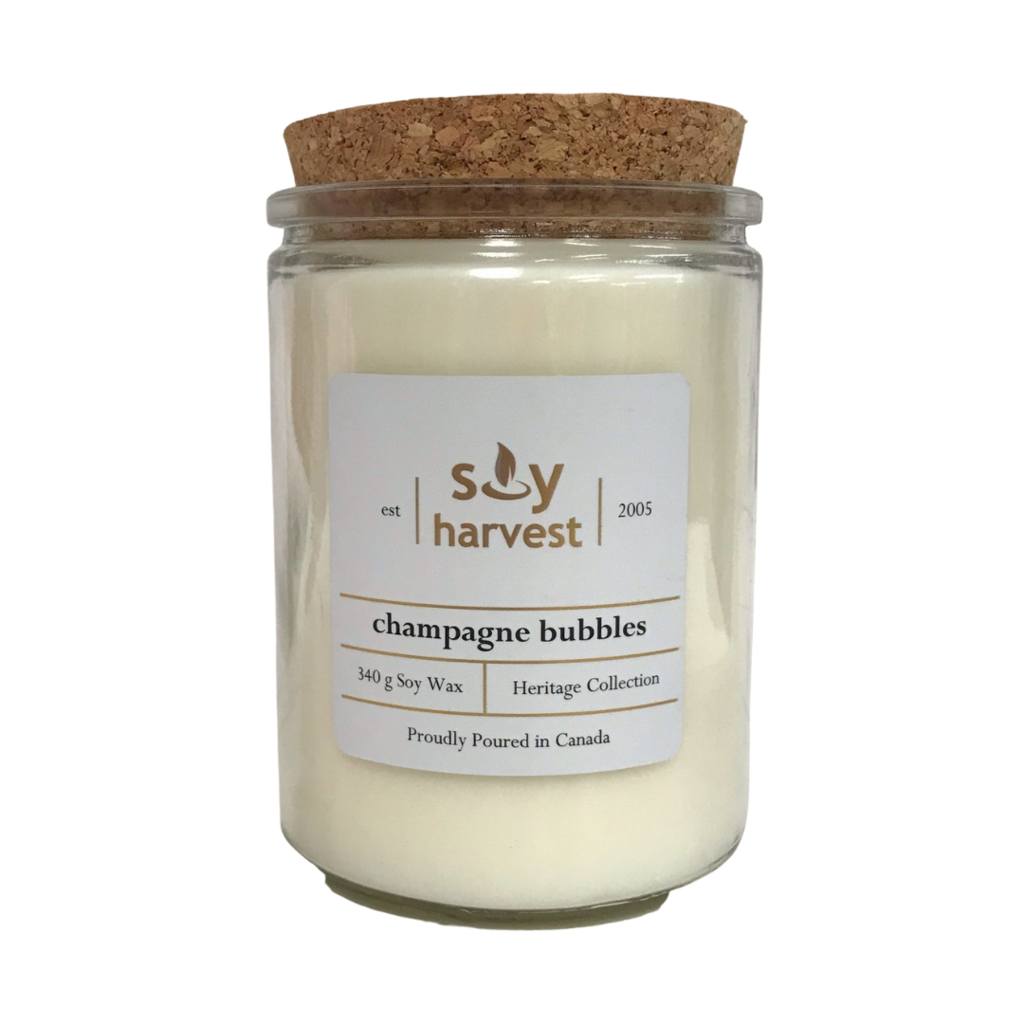 Soy Harvest Heritage Collection - Champagne Bubbles