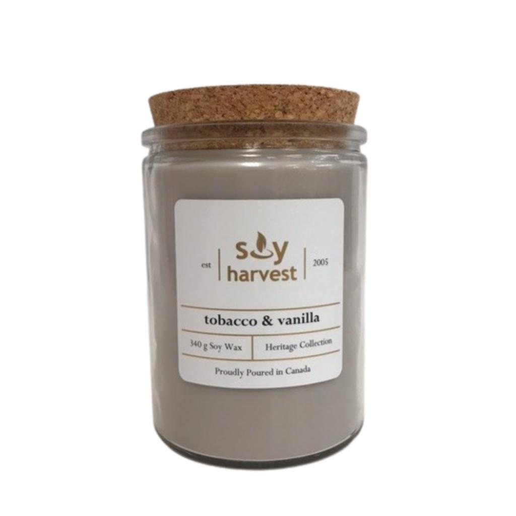 Soy Harvest Heritage Collection - Tobacco & Vanilla