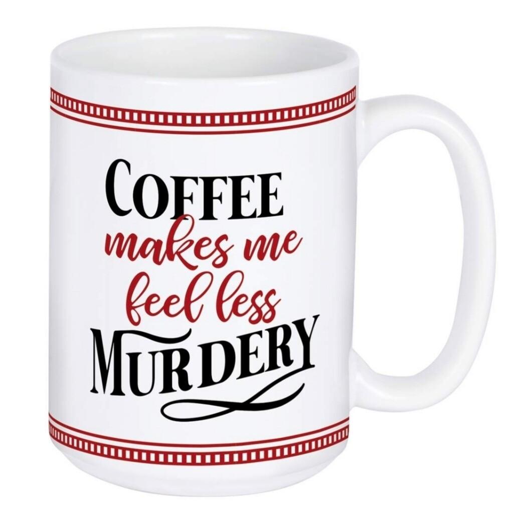 Carson Mug | Less Murdery