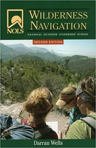 NOLS Wilderness Navigation, 2nd edition
