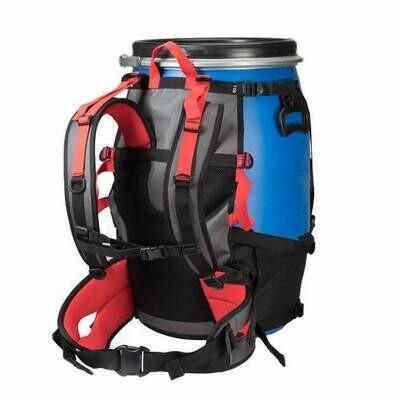 Bad Hass Adjustable Barrel Harness