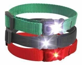 BukaLite Dog Collar