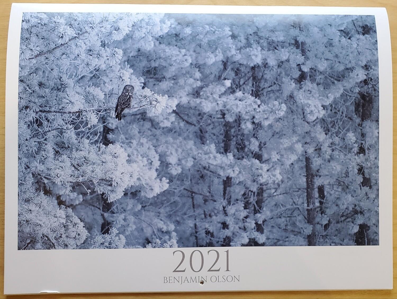 Ben Olson Calendar