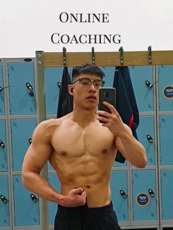 First Month of Online Coaching with Roger