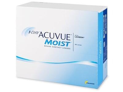 1-DAY ACUVUE® MOIST 180 LENS BOX