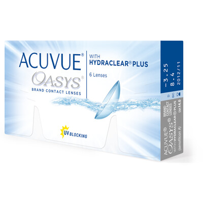 ACUVUE OASYS® 24 LENS BOX