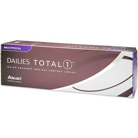 DAILIES TOTAL1® MULTIFOCAL 30 LENS BOX