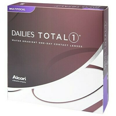 DAILIES TOTAL1® MULTIFOCAL 90 LENS BOX