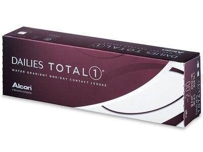 DAILIES TOTAL1® 30 LENS BOX