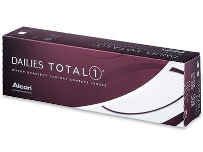DAILIES TOTAL1® 30 LENS BOX