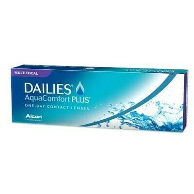 DAILIES® AquaComfort PLUS® MULTIFOCAL 30 LENS BOX