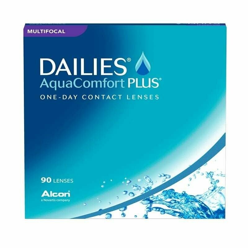 DAILIES® AquaComfort PLUS® MULTIFOCAL 90 LENS BOX
