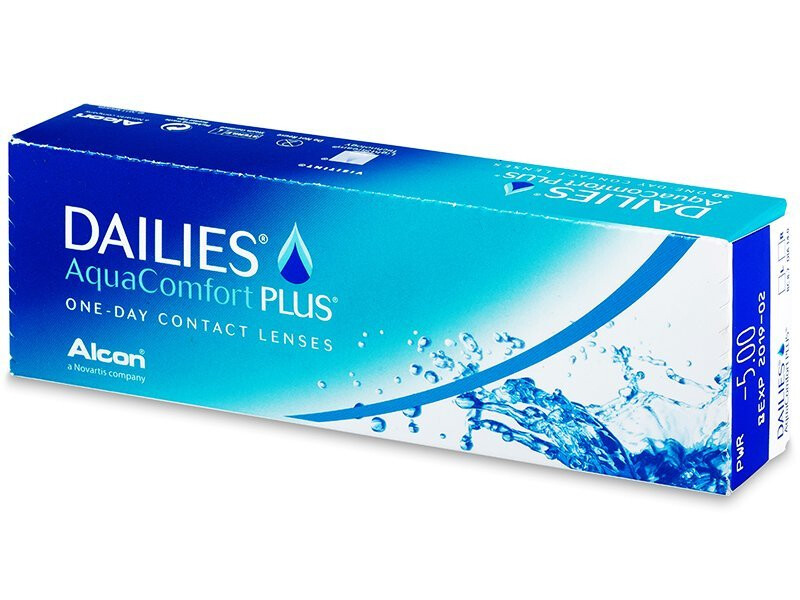 DAILIES® AquaComfort PLUS® 30 LENS BOX