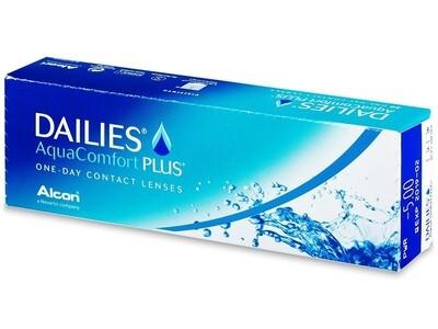 DAILIES® AquaComfort PLUS® 30 LENS BOX