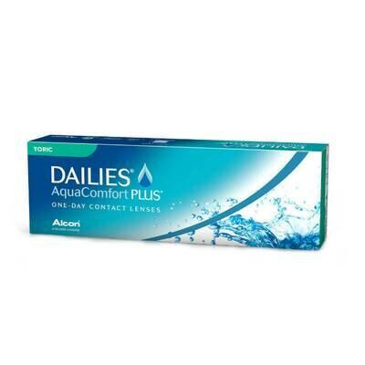 DAILIES® AquaComfort PLUS® TORIC 30 LENS BOX
