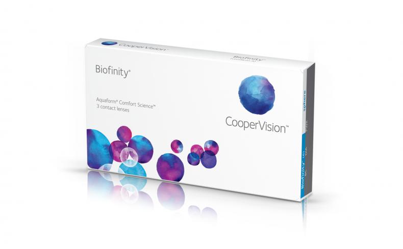Biofinity® 3 LENS BOX