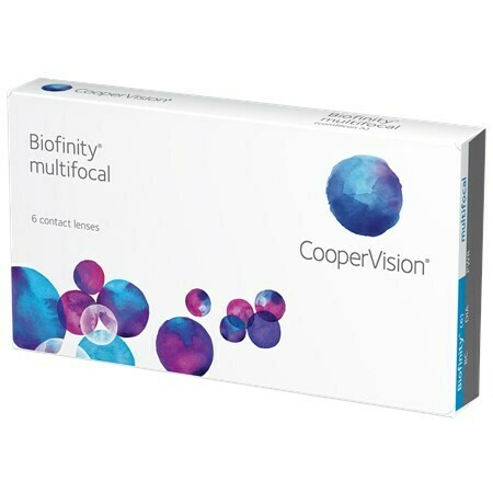Biofinity® Multifocal 6 LENS BOX
