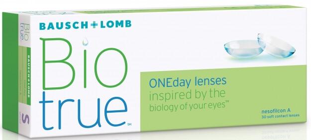 Biotrue® ONEday 90 LENS BOX