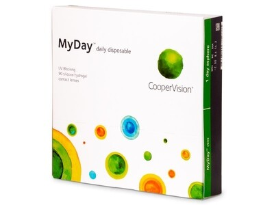 MyDay® 90 LENS BOX