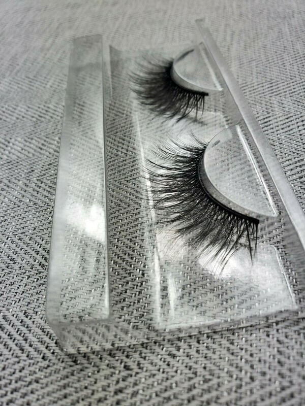 Faux Mink Strip Lash: SULTRY