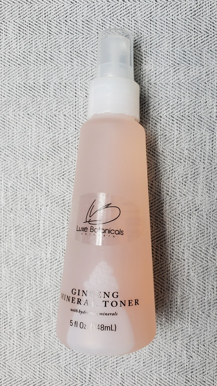 Ginseng Mineral Toner