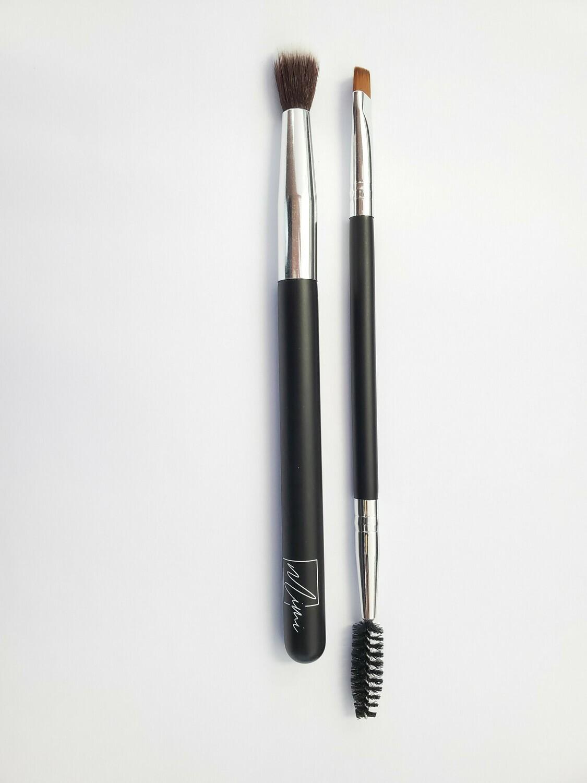 Brow Essentials Brush Duo