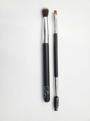 Brow Essentials Brush Duo