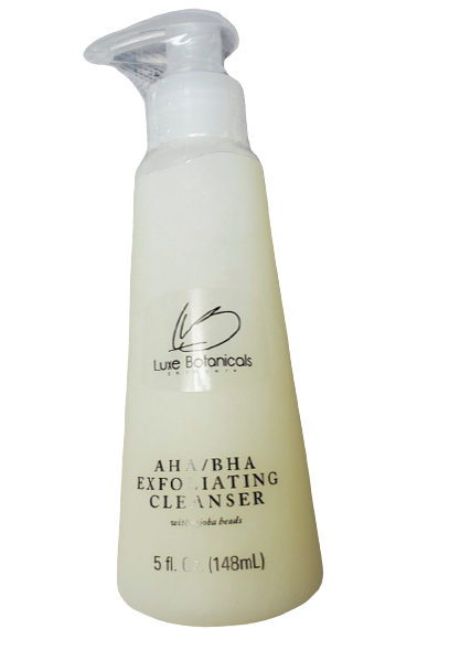 Alpha/Beta Hydroxy Acid Exfoliating Cleanser